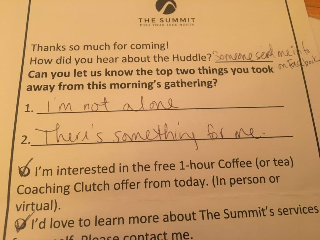 The Summit Love Notes